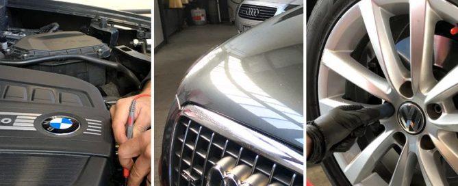 ammstar BMW, Audi or Volkswagen Service