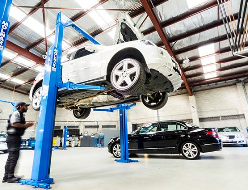 What to expect from a service appointment for your Mercedes-Benz?
