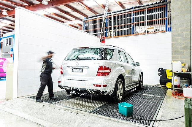 Mercedes-Benz Hawthorn service