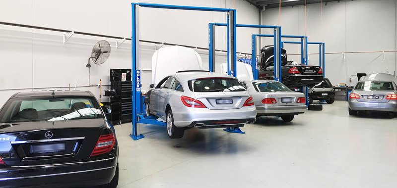 Mercedes Benz Servicing Melbourne Cost | Mercedes Specialist