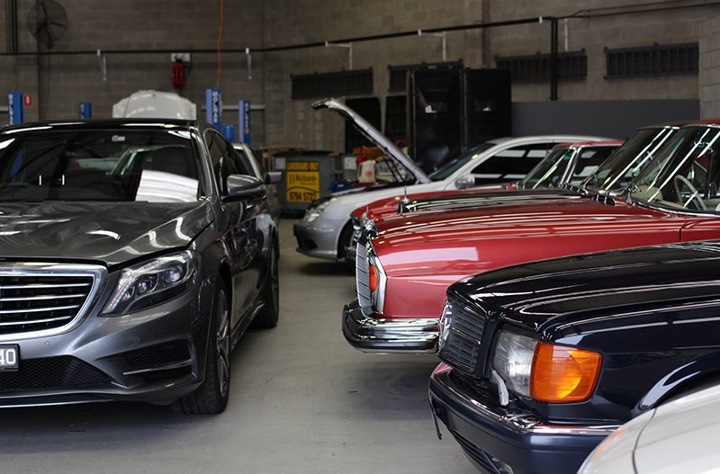 Mercedes-Benz pre-owned vehicle sales