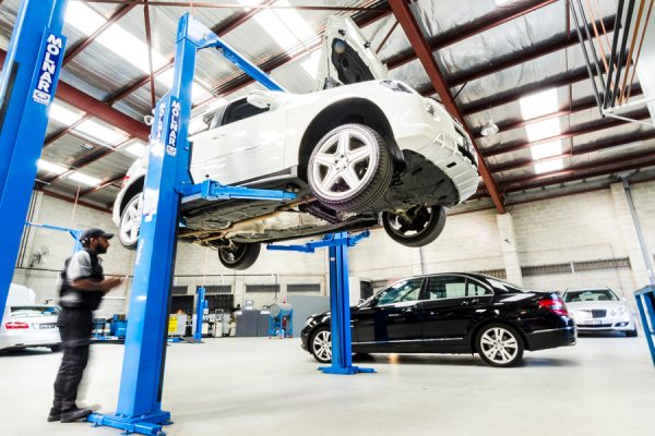 mercedes benz servicing melbourne