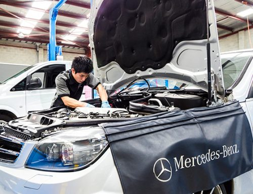 Why an independent Mercedes-Benz service centre is better than the dealership!
