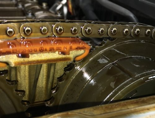 Ask a Mercedes specialist: what causes timing chain failure?