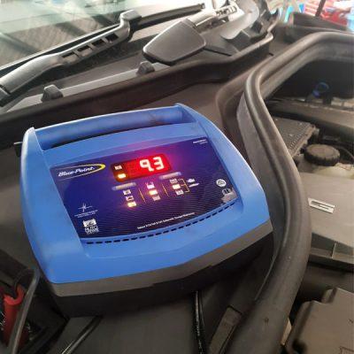 mercedes-benz mechanic