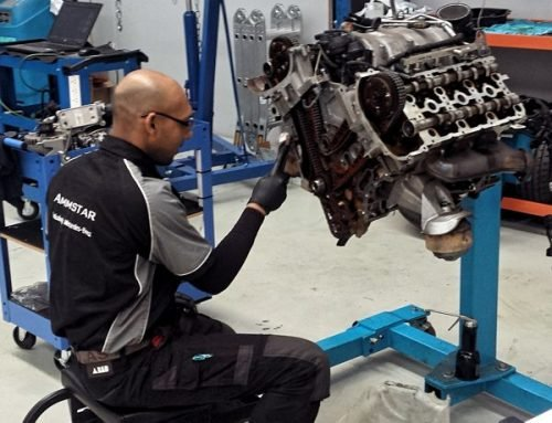 What makes a TRUE Mercedes-Benz specialist mechanic?