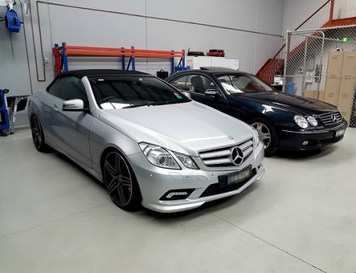 A Mercedes-Benz mechanic in Melbourne explains how to prolong your car