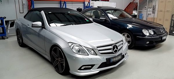 Sedans Mercedes Benz mechanic cheltenham