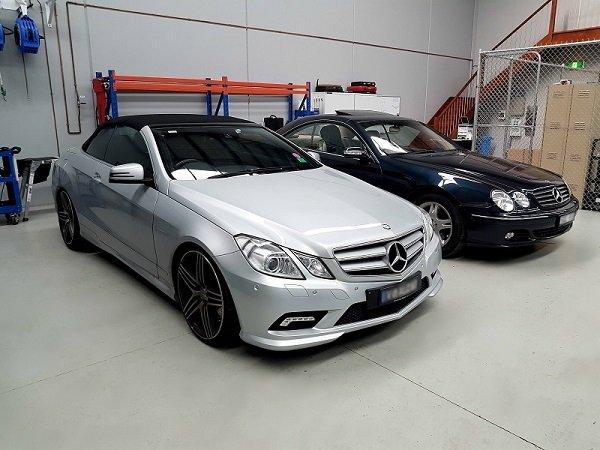 Sedans Mercedes Benz mechanic cheltenham