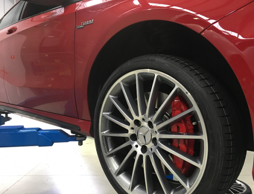 Get your tyres replaced by a Mercedes-Benz specialists in Melbourne