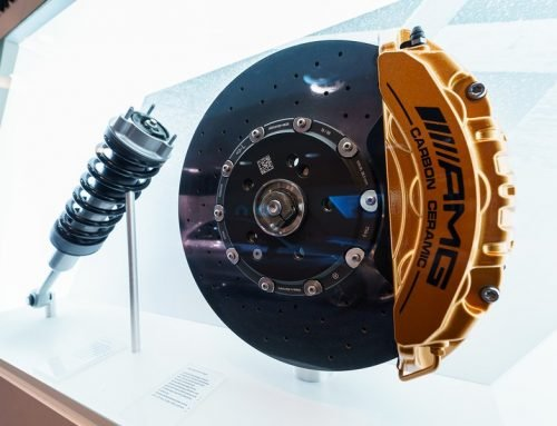 When should you call a Mercedes-Benz specialist about your brakes?